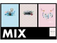 Fotoalbum P2-4624 Moments mix