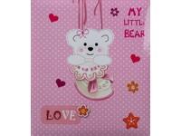 Fotoalbum DBCL-30B Teddy 2 růžové PL