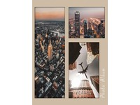 Fotoalbum B-46100/2S Metropolis 1 béžové