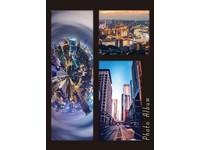 Fotoalbum B-46100/2S Metropolis 2 černé