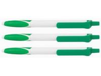 Pero kuličkové Line zelené