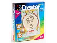Sada Creator 34 rámeček s kytkami