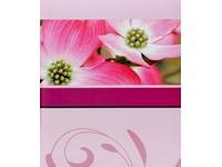 Fotoalbum 98.225.00 Blossoms 2 vínové