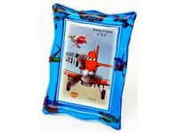 Fotorámeček Disney 10x15 Aqua 3 letadla