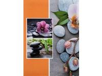 Fotoalbum DRS-20 Orchid 1 oranžové