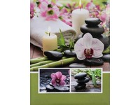 Fotoalbum DRS-20 Orchid 2 zelené