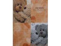 Fotoalbum MM-46100B Sweet bear 1 oranžové PL