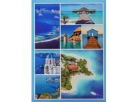 Fotoalbum B-46300/2S Proteo 3 modré kostel PL