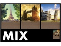 Fotoalbum P2-4624 Shine mix