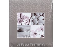 Fotoalbum KD-46200 Stone 2 tmavě šedé