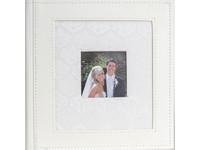 Fotoalbum KD-46200W Lily 1 bílé
