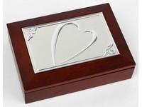 Šperkovnice 01 srdce