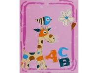 Fotoalbum MM-46304/2B Abc 2 růžové