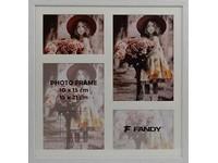 Fotorámeček Style gallery 02 1 bílý