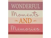 Fotoalbum ME-338-W Moments