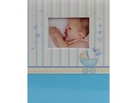 Fotoalbum DBCS-20B Baby chart 1 modré PL