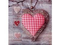 Fotoalbum DBLP-30 Trim 1 karované srdce