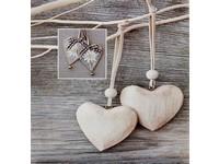 Fotoalbum DBLP-30 Trim 2 bílé srdce
