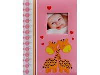 Fotoalbum B-46300/2SB Tickle 2 růžové