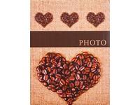 Fotoalbum MM-46200 Coffee 3 srdce PL