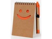 Blok Eco špirála Smile