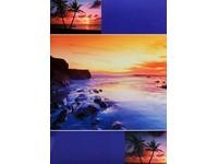 Fotoalbum B-46200S Vista 3 fialové PL