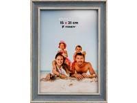 Fotorámeček Malaga 10x15 05 šedomodrý