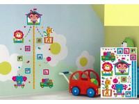 Fotometr samolepka na zeď Kids 3