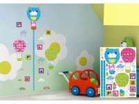 Fotometr samolepka na zeď Kids 6
