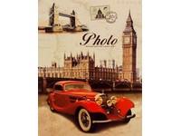 Fotoalbum PP-46200 Cars 1 červené