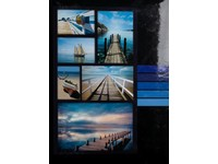 Fotoalbum B-46300/2S Millo 1 modré PL