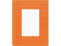 Fotorámeček 3D 10x15 samolepicí 6 oranžovožlutý