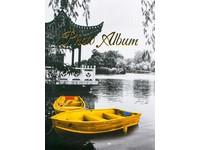 Fotoalbum DRS-10 Boat 3 2 žluté lodě PL