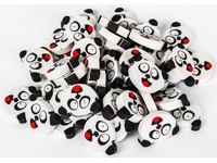 Pryž Shapes 100 ks 10 panda