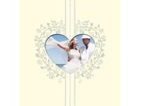 Fotoalbum KD-46200W Couple 1 srdce