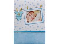 Fotoalbum B-46300/2SB Baby 1 bílo modré