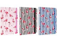 Zápisník A5 Flamingo mix