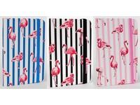 Zápisník A6 Flamingo mix