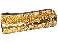 Penál rolka Sequin 04 zlatý
