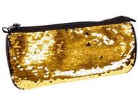 Penál etue Sequin 04 zlatý