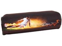 Penál rolka Football 03 fotbalista s ohněm