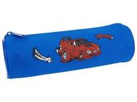 Penál rolka Nice 01 modrý auto