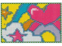Mozaika diamantová B 01 duha