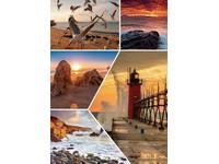 Fotoalbum B-46200 Waves 1 oranžové