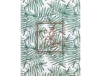 Fotoalbum MM-46200 Green 2 tmavé listy PL