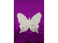 Zápisník A5 Sparkle 5 motýl
