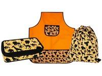 Set školní 09 Zvířata oranžová