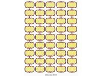 Etikety na zaváraniny a korenie 03