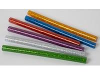 Tyčinky tavné 7 mm DPPK-005 farebné s glitterom DP