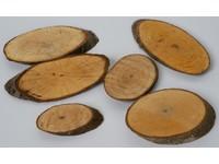 Ozdoby DPZA-054 dřevěné plátky DP